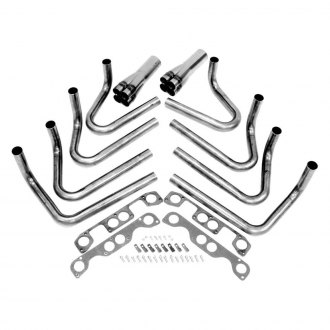 Hedman Hedders® - Dyno Brodix Spread Port Header Weld-up Kit