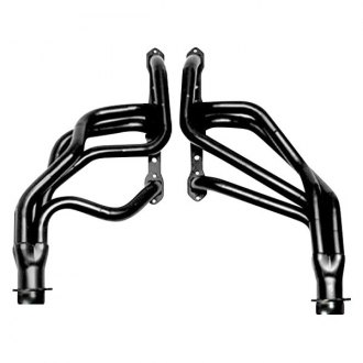 Hedman Hedders® - Standard Duty Black MAXX Coated Racing Exhaust Headers