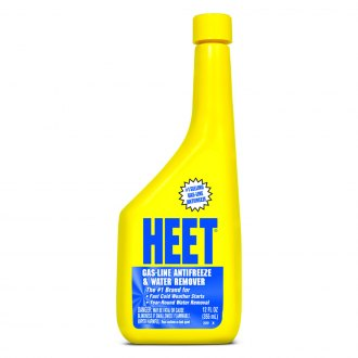 HEET® - Gas Line Antifreeze and Water Remover 12 oz