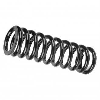 Heidts® - Billet Adjustable Rear Shock Coil Springs