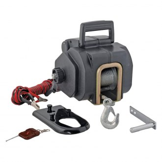 Omega Lift Equipment® - 3500 lbs Electric Winch