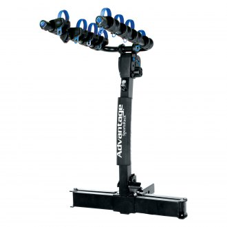 Heininger® - Advantage™ glideAWAY™ Elite Hitch Mount Bike Rack