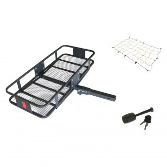 "Heininger® - HitchMate™ Deluxe Fold-Up Cargo Carrier Kit for 2"" Receivers"