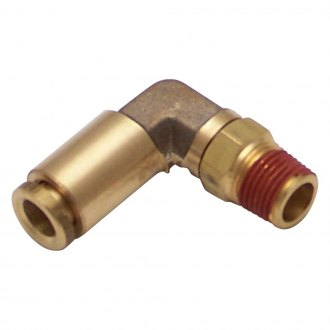 Helix® - 90 Deegree Male Thread to Tube Air Fitting