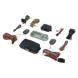 Helix® - Air Genie Air Suspension Controller with 2 Remotes