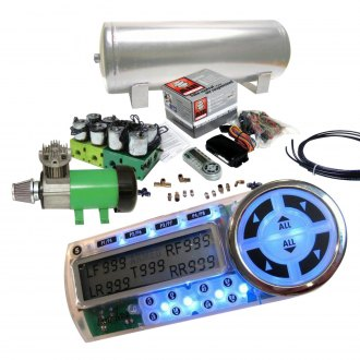 Helix® - Digital Air Suspension Controller Kit