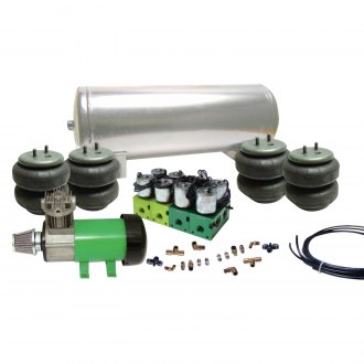 Helix® - 8 Valve Air Bag Suspension System