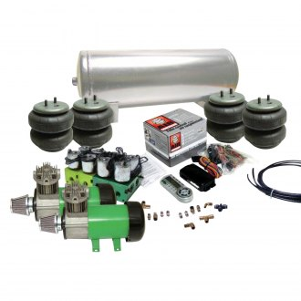 Helix® - Deluxe Air Bag Suspension System with Digital Preset AirCommand Controller