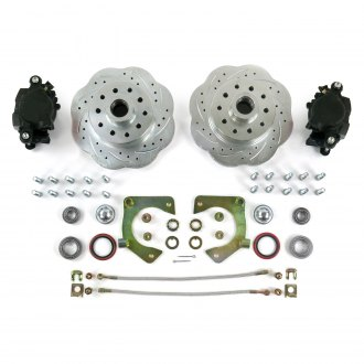 Helix® - High Performance Big Brake Conversion Kit