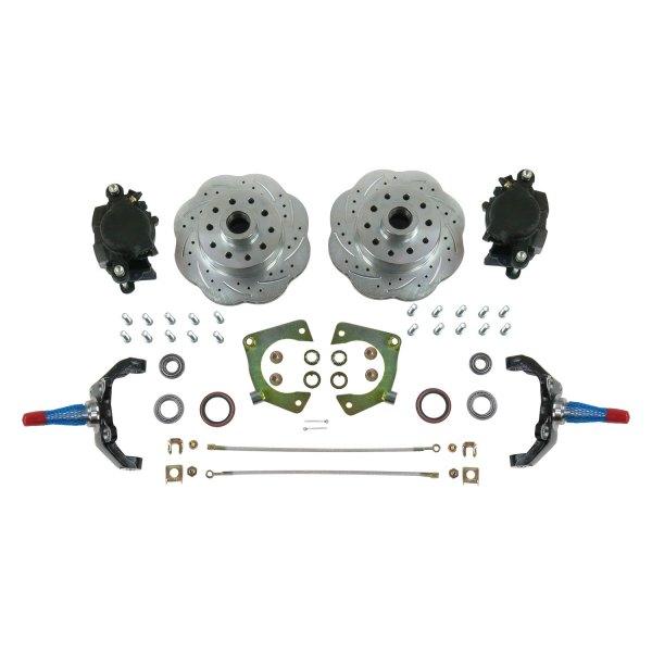 Brake Spindle Tool : Helix hexbk quot big brake drop spindle conversion kit