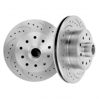 "Helix® - SureStop 11"" Drilled and Slotted Rotors"