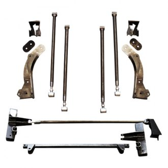 Helix® - Deluxe 4-Link Bracket kit