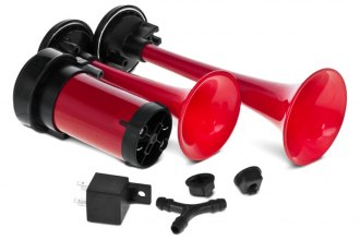 HELLA® - Twin Trumpet Horn Kit