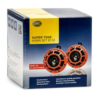 HELLA® - Twin Supertone Horn Kit