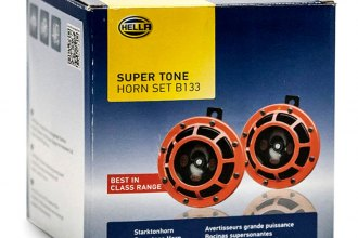 HELLA® 003399801 - Twin Supertone Horn Kit