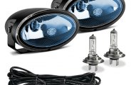 HELLA® - FF50 Fog Lights Kit
