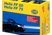 HELLA® - FF75 Fog Lights Kit