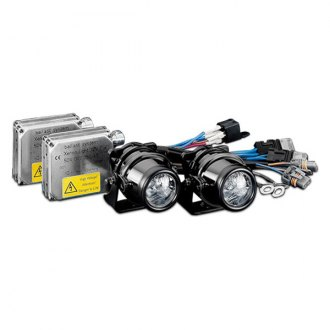 Hella® - Micro DE Xenon Driving Lights Kit