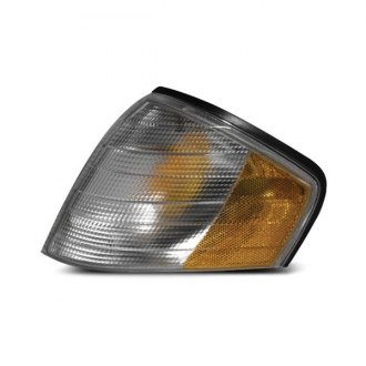 HELLA® - Replacement Amber / Clear Turn Signal Light