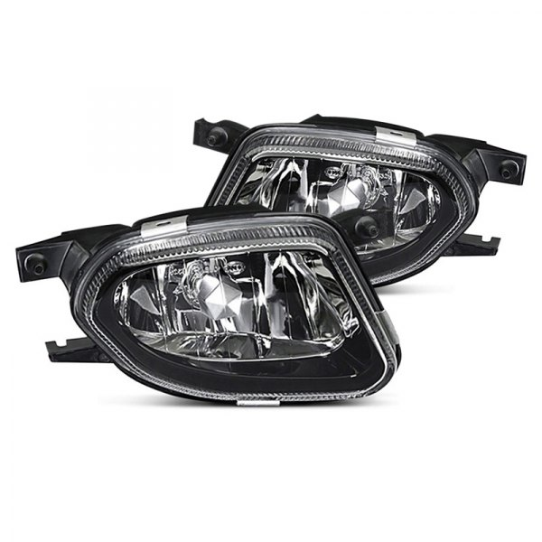 Hella® - Driver Side Replacement Fog Light