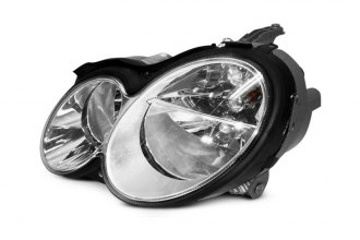 HELLA® 007988351 - Driver Side Replacement Headlight