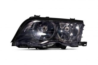 HELLA® 009059051 - Driver Side Replacement Headlight