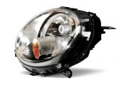 HELLA® 354477251 - Driver Side Replacement Headlight