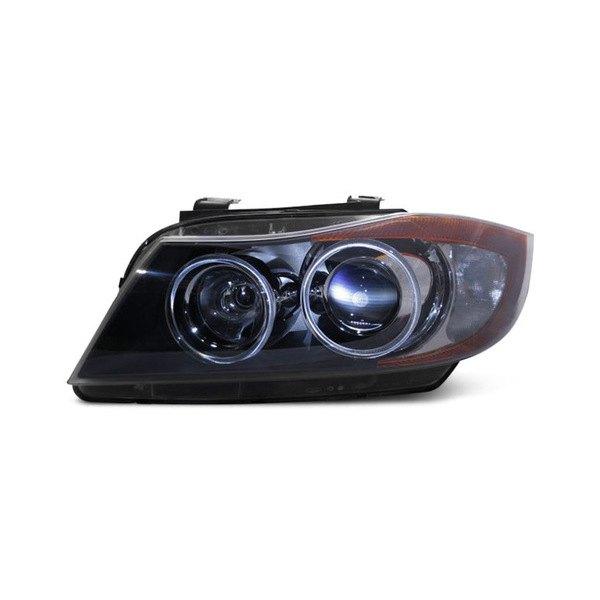 Bmw Xenon Headlight Replacement: BMW 3-Series With Factory Bi-Xenon Headlights