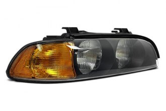 HELLA® H11400021 - Passenger Side Replacement Headlight