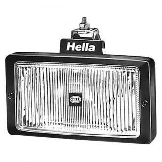 "Hella® - Jumbo 220 ECE 9.5""x5.2"" 55W Square Light"