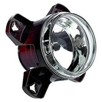"Hella® - 3.5"" High Beam Round Classic Chrome Headlight Module"