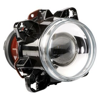 "Hella® - 3.5"" Low Beam Round Chrome Retrofit Projector"