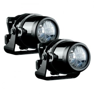"Hella® - Micro DE Series Flush Mount 2.6"" 2x35W Round Driving Beam Xenon/HID Lights"