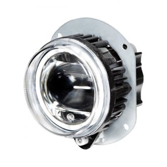 Hella® - 90mm Round Projector LED Fog Light Module