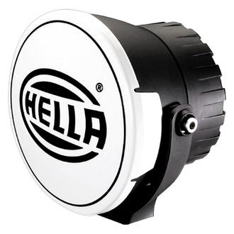 "Hella® - 6.4"" Round Plastic Light Cover for 500, 500FF Series"