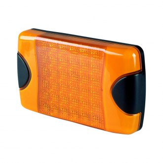 Hella® - 9070 DuraLED™ Rectangular Amber LED Turn Signal Light