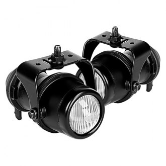 Hella® - Micro DE 66mm Round Fog Lights