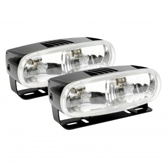 "Hella® - 2020 Optilux™ 5.7""x2.4"" Rectangular Fog Lights"