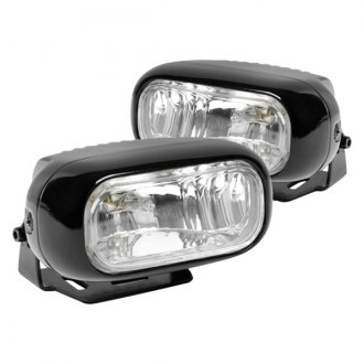 "Hella® - 1450 Optilux™ 4.3x2.6"" Rectangular Fog Lights"
