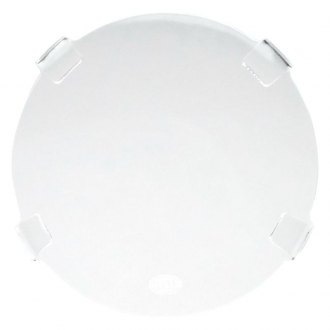 "Hella® - 6.7"" Round Plastic Lenses for Rallye 4000i-Series"