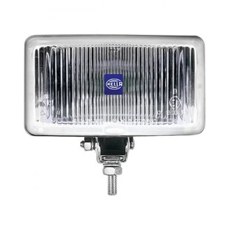 HELLA® - 450 Rectangle Fog Lights with Clear Lens