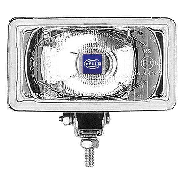 HELLA® - 450 Rectangle Driving Lamp with Clear Lens