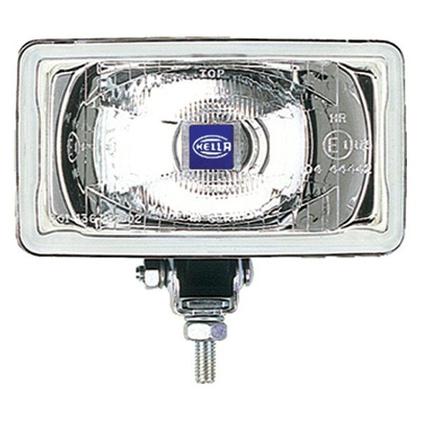 HELLA® - 450 Rectangle Driving Lamp Kit with Clear Lens