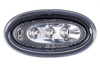 HELLA® - LED Oval Side Marker Lamps