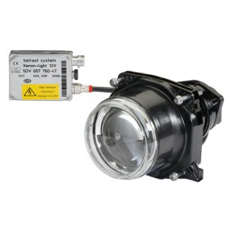 "Hella® - D2S-V2 3.5"" DE Bi-Xenon High/Low Beam 12V Headlight"