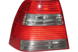 HELLA® 963670061 - Passenger Side Replacement Tail Light Lens