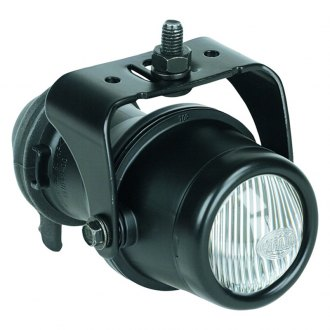 HELLA® - Micro DE Round Fog Light with Clear Lens