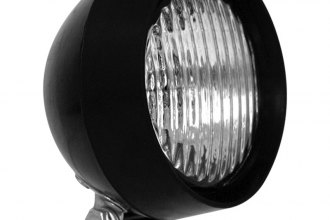 HELLA® - Black 12V-55W Close Range Round Halogen Work Lamp