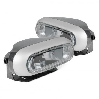 Hella® - Optilux™ 12V-55W Halogen Fog Lights Kit