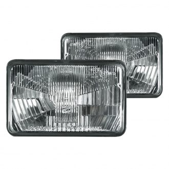 Hella® - Rectangular Factory Style Sealed Beam Headlights